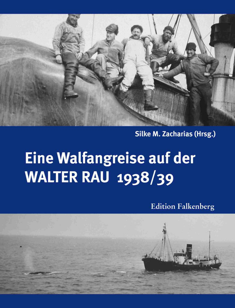 Cover Walfangreise